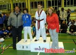 podium cadete masculino -37kg