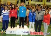 podium junior femenino -55kg