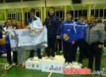 podium junior masculino -63kg