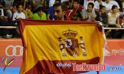 2013-10-10_(70030)x_Bandera España Juegos del Mediterráneo