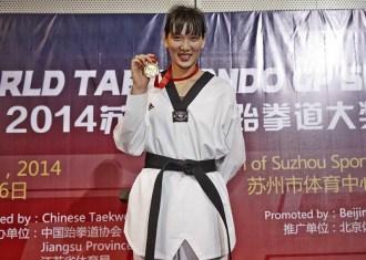 Zheng Shuyin de China