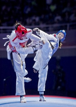Eva Calvo Gomez (ESP) vs So-hee Kim (KOR)
