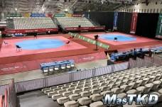 Juegos Centroamericanos y del caribe, dias previos, Taekwondo