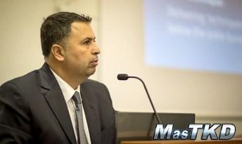 Chakir Chelbat, Jefe de Árbitro de la WTF