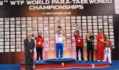 Para-Taekwondo_PodioXequipos_Femenino