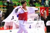 3rd WTF World Taekwondo Cadet Championships, Dia 1