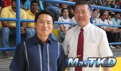 Eric Wha es nombrado jefe de árbitros de PATU