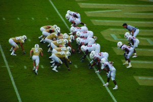 UCF_at_the_Texas_goal_line