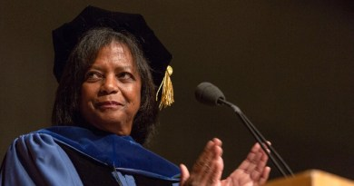 Letter from President Allan Belton on the Passing of Provost Rae Linda Brown