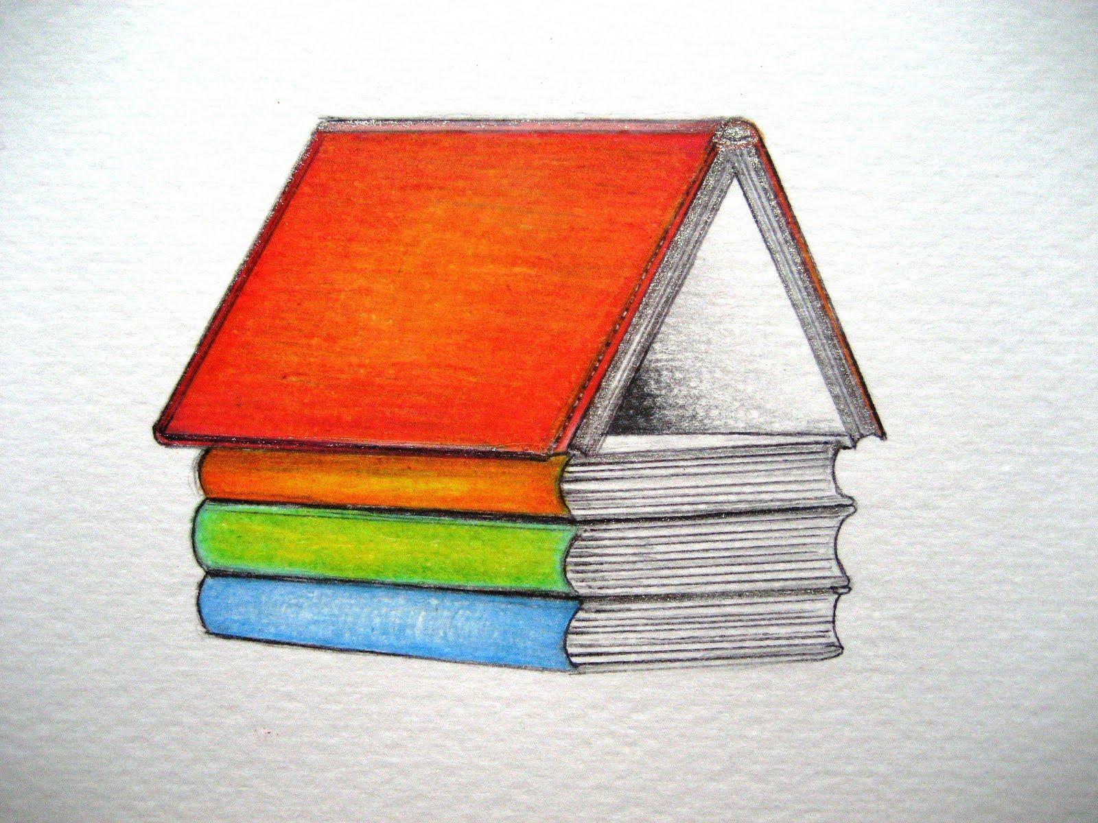 онкий дом для книги картинки конструктивной точки зрения