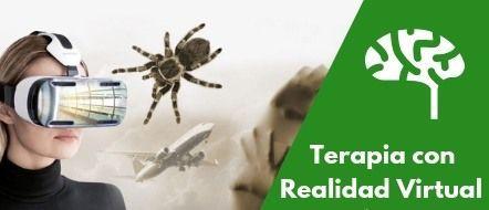 realidad virtual en león terapia fobias miedos