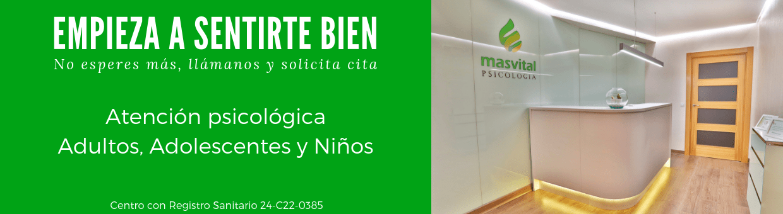 Centro Clínica Gabinete Psicólogos en León Masvital Psicología