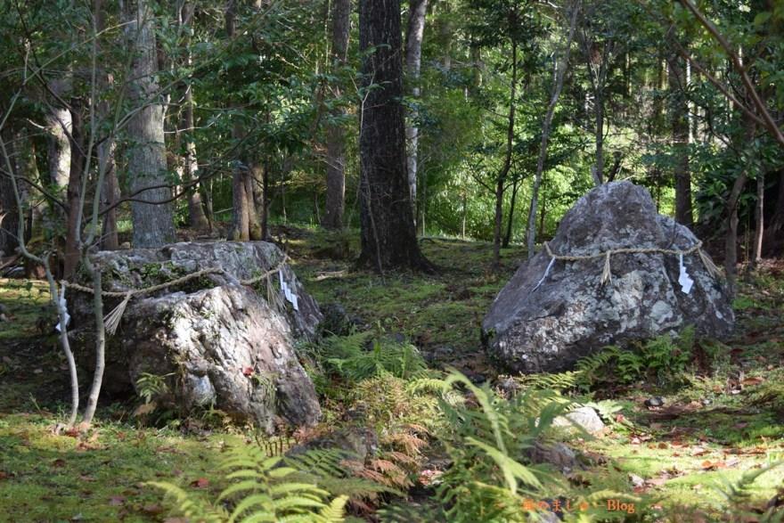 土佐神社 禊岩