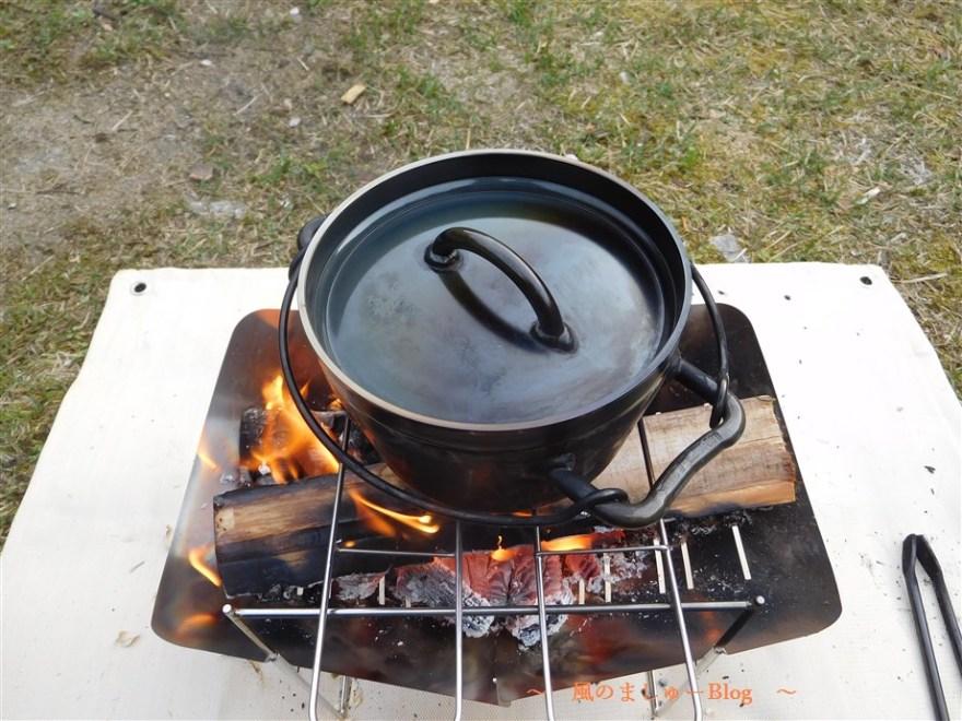 ユニフレーム ダッチオーブン