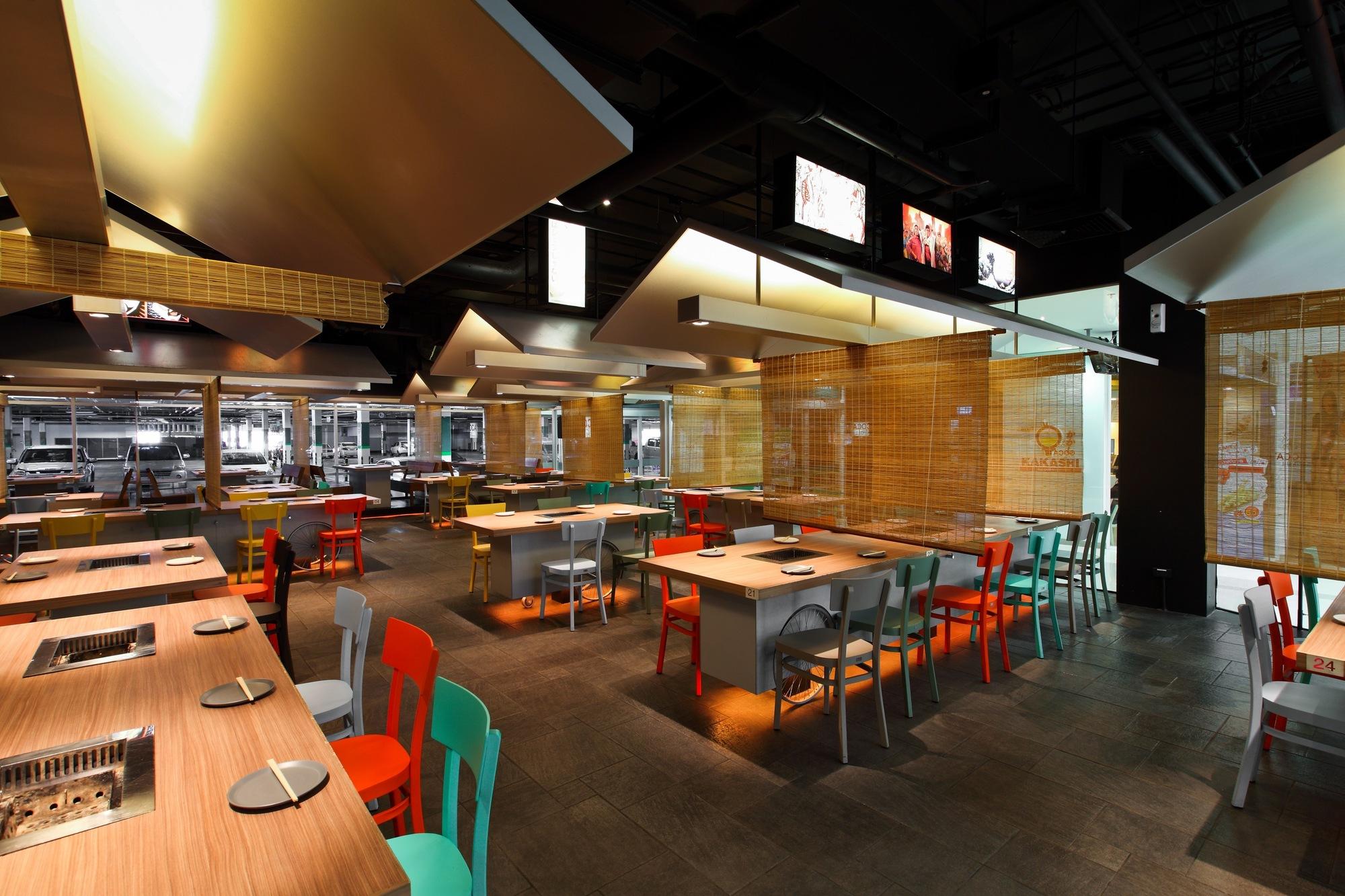 Grill Restaurant Design