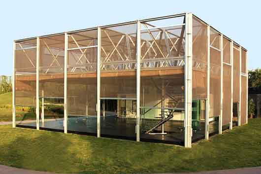 Eco Friendly Construction Of NET House