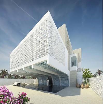 Modern Luxury Villas In Saudi Arabia