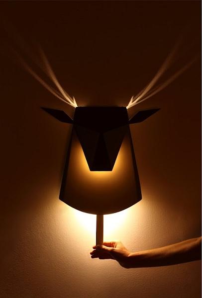 Pop Up Lighting By Chen Bikovski