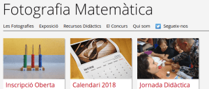 Creative learning using mathematical photography