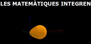 Las Matemàticas integran