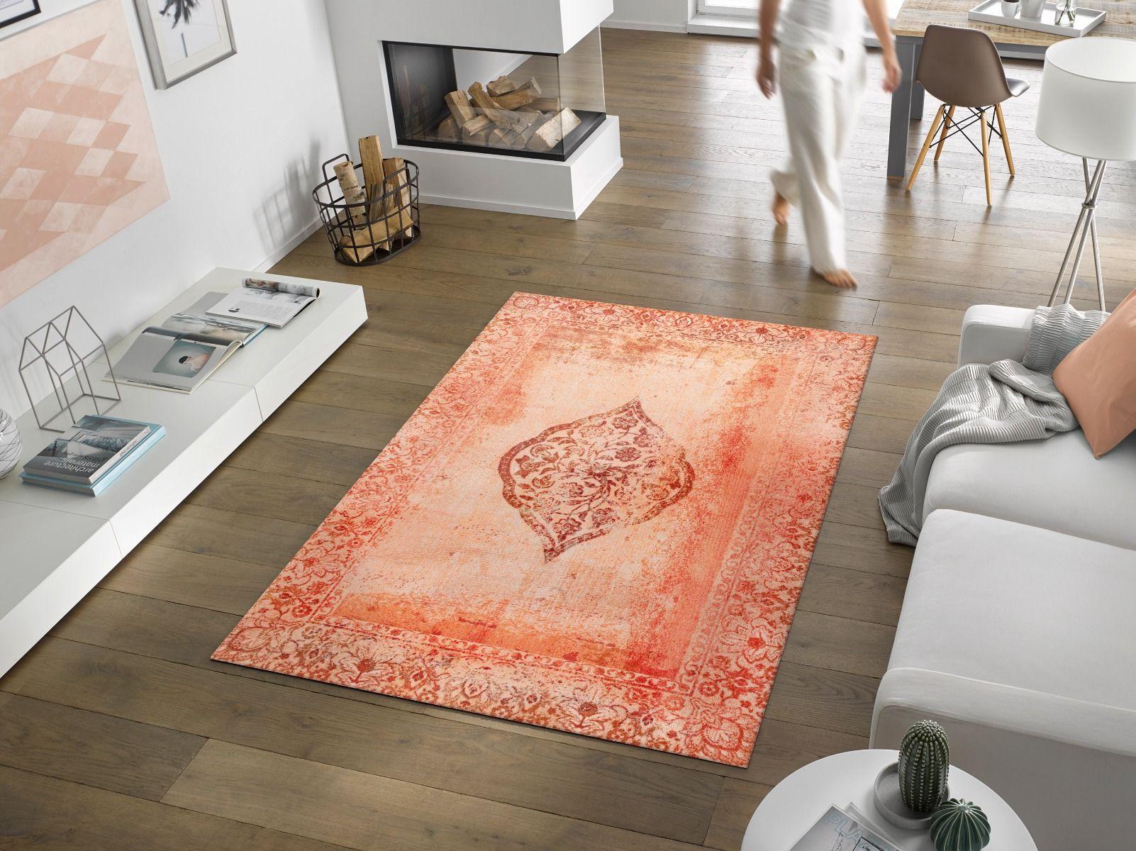tapis vintage bloom