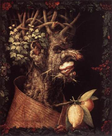 Winter 1, Giuseppe Arcimboldo (1530-1593)