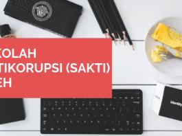 Sekolah Antikorupsi (SAKTI) Aceh 2019