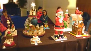 Concurso de tratas y galletas de la I feria de repostería creativa de sevilla