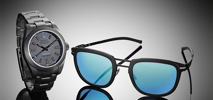 Matador Eyeworks Optical chosen to receive a Limited Edition ic! berlin eyeglass!