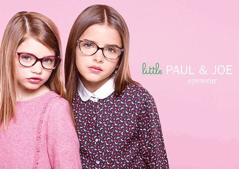 Little Paul & Joe eyewear for children in Milton