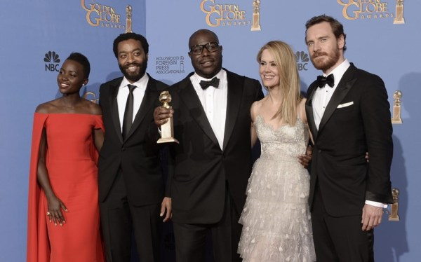 2014 Golden Globe Awards: 12 Years a Slave and American ...