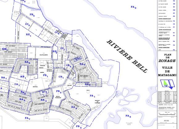 Urbanisme et zonage