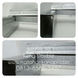 Reng Paket Super Elegan (Reng Double Box)