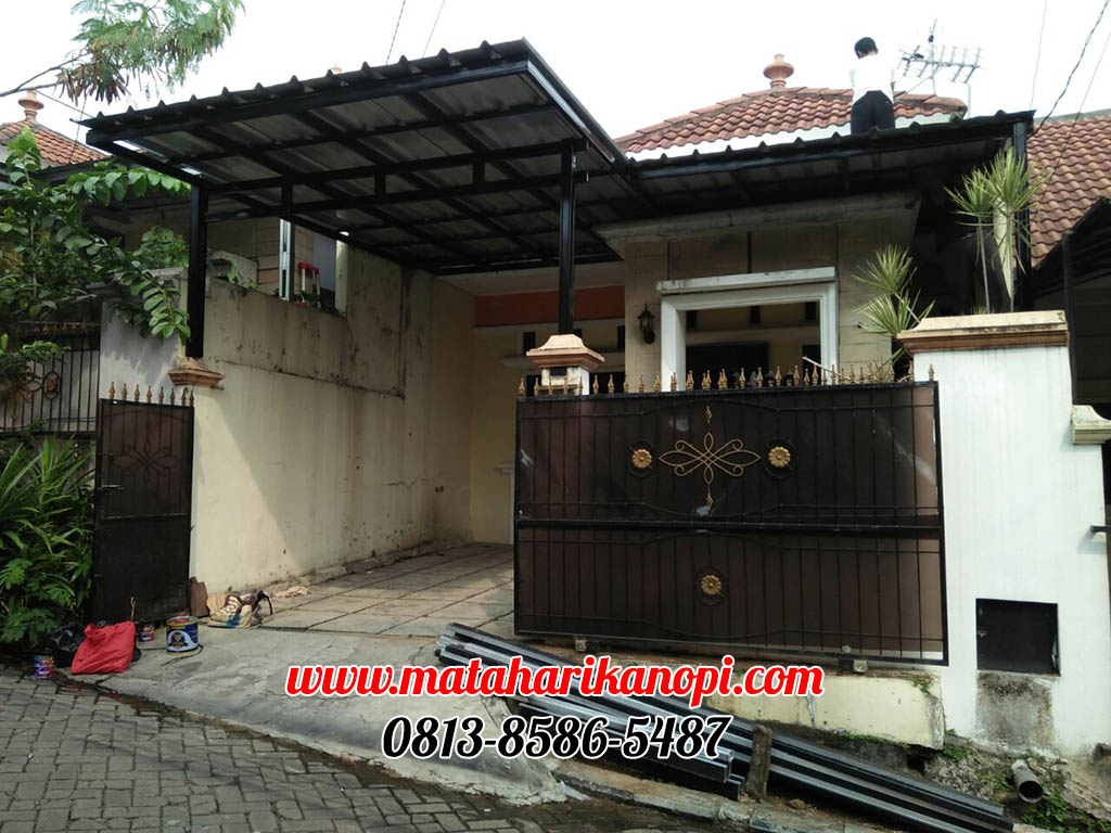 019.-kanopi-baja-ringan-atap-spandek-elegan-di-Villa-Bogor-Indah-3-Kudunghalang-Kota-Bogor-2-ok Kanopi Baja Ringan Atap Spandek