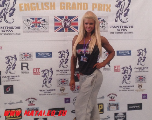 UKBBF ENGLISH GRAND PRIX