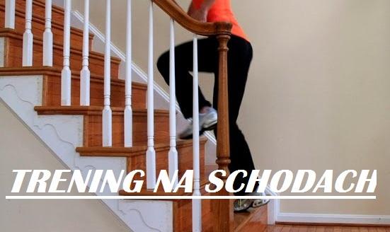 Ćwiczenia na schodach mega wycisk
