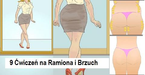 9 Ćwiczeń na Ramiona i Brzuch – DIETA