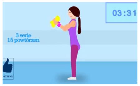 8 ćwiczeń na RAMIONA, które można  robić wszędzie