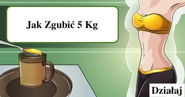Jak zgubić 5 kg – WAŻNA INFORMACJA