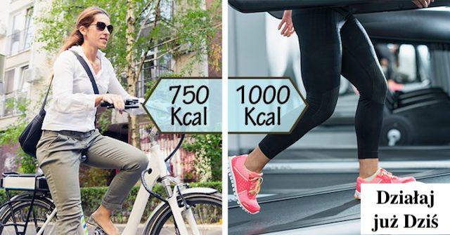 W jaki Sposób Mogę Spalić Dziennie  3000 Kalorii