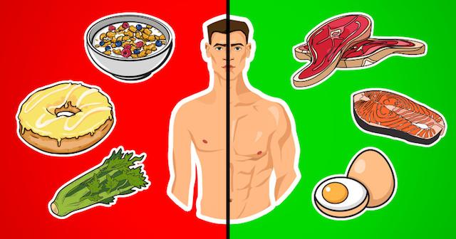 12 produktów spożywczych pomagające Ci szybciej przybrać na wadze i mięśni