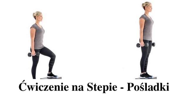 Trening na Stepie – konfiguracja i wykonanie – Gosia Klos
