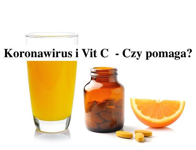 Koronawirus: czas obalić twierdzenie że witamina C może go wyleczyć