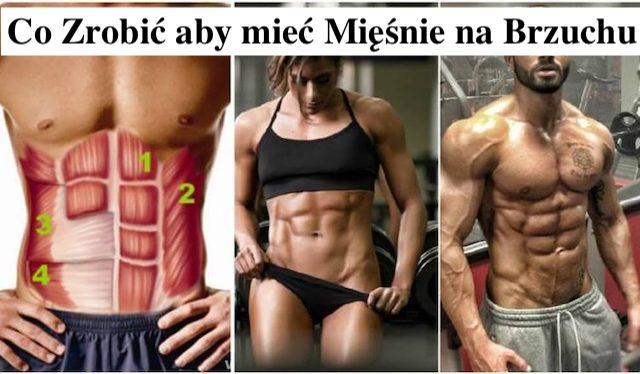 Jaki procent tkanki tłuszczowej powinien być aby zobaczyć te mięśnie brzucha