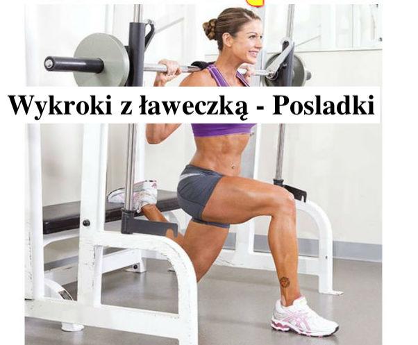 Uda – Pośladki ćwiczenia na siłowni – Gosia Klos