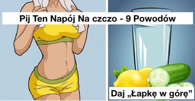 Pij ten napój Rano – 9 Powodów – Zaskakujące Efekty – Gosia Klos