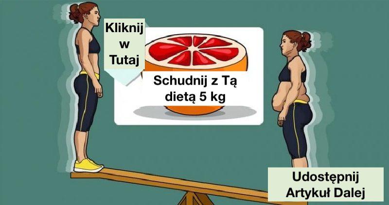 Dieta – Schudnij z nią 5 kg – Gosia Klos