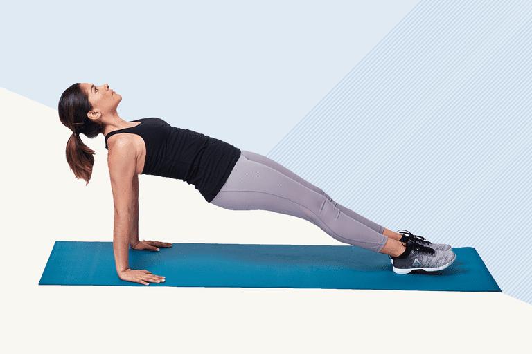 Nowa wersja Planka - Zrób to ćwiczenie na Noc