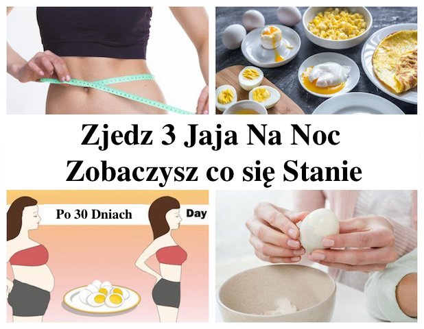 Zjedz 3 jajka na Noc – Zobaczysz co się stanie – Damian Lisiński