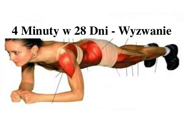 4 Minuty w 28 Dni – Nowe Ciało